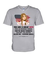 Limited Edition V-Neck T-Shirt tile