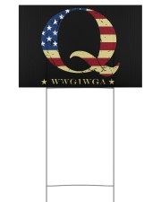 Limited Edition 18x12 Yard Sign front