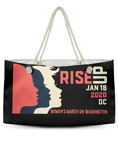 RISE UP JAN 18 DC 2020
