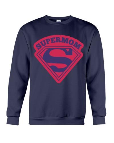 SuperMom T shirt Mask