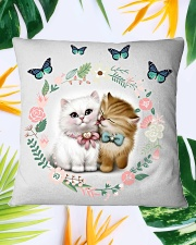 cat pillow Square Pillowcase aos-pillow-square-front-lifestyle-29