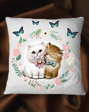 cat pillow Square Pillowcase aos-pillow-square-front-lifestyle-41