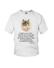 t-shirt cats Youth T-Shirt thumbnail