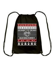 Custom Drawstring Bag Drawstring Bag front