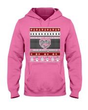 Custom Drawstring Bag Hooded Sweatshirt thumbnail