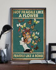 Fragile like a bomb 11x17 Poster lifestyle-poster-2