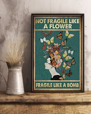 Fragile like a bomb 11x17 Poster lifestyle-poster-3