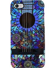 Blue Guitar Phone Case i-phone-8-case