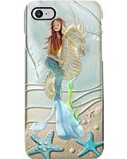 Love mermaid Phone Case i-phone-8-case
