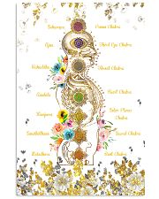 Chakras 11x17 Poster front