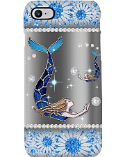 Mermaid phone case Phone Case i-phone-8-case