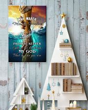 Way maker 11x17 Poster lifestyle-holiday-poster-2