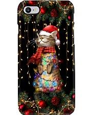 Meowy Christmas Phone Case i-phone-8-case