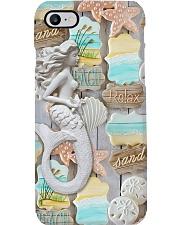 Sand Beach Relax Phone Case i-phone-8-case