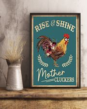 Rise and shine 11x17 Poster lifestyle-poster-3