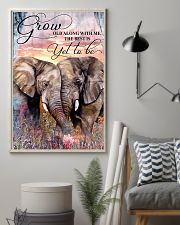 Grow old along with me 11x17 Poster lifestyle-poster-1