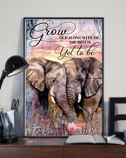 Grow old along with me 11x17 Poster lifestyle-poster-2