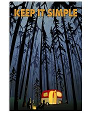 Keep it simple 11x17 Poster front