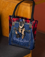 K9 Back the blue All-over Tote aos-all-over-tote-lifestyle-front-02