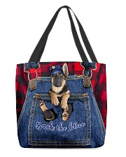 K9 Back the blue All-over Tote back