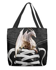 White dragon All-over Tote front