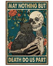 May nothing but death do us part 11x17 Poster front