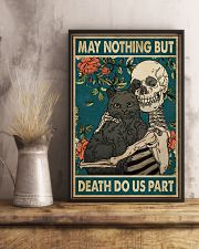 May nothing but death do us part 11x17 Poster lifestyle-poster-3