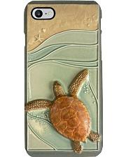 Love turtle Phone Case i-phone-8-case