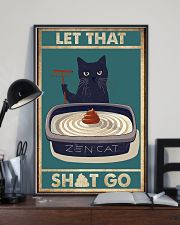 Let that shit go 11x17 Poster lifestyle-poster-2