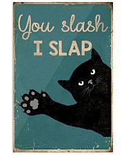 ou splash I slap 11x17 Poster front