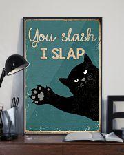 ou splash I slap 11x17 Poster lifestyle-poster-2