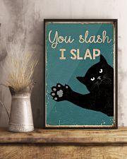 ou splash I slap 11x17 Poster lifestyle-poster-3