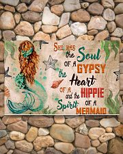 She has the soul of gypsy 17x11 Poster poster-landscape-17x11-lifestyle-15