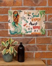 She has the soul of gypsy 17x11 Poster poster-landscape-17x11-lifestyle-23