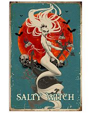 Salty witch 11x17 Poster front