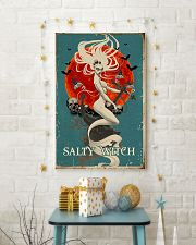 Salty witch 11x17 Poster lifestyle-holiday-poster-3