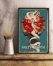 Salty witch 11x17 Poster lifestyle-poster-3