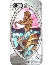 Mermaid Printed phone case  Phone Case i-phone-8-case