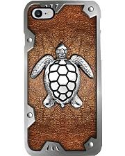 Turtle Metal pattern print Phone Case i-phone-8-case