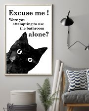Excuse me 11x17 Poster lifestyle-poster-1