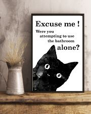 Excuse me 11x17 Poster lifestyle-poster-3