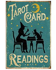 Tarot Card Reading 11x17 Poster front