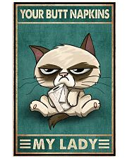 Your Butt Napkins My Lady 11x17 Poster front