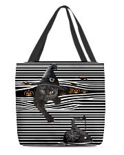 Happy Halloween All-over Tote back