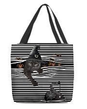 Happy Halloween All-over Tote front