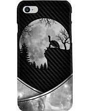 Howling turtle Phone Case i-phone-8-case
