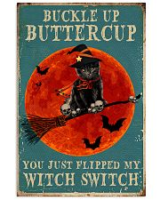 Buckle up buttercup 11x17 Poster front