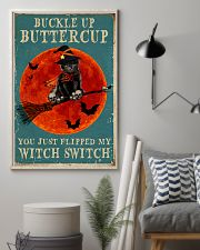 Buckle up buttercup 11x17 Poster lifestyle-poster-1