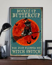 Buckle up buttercup 11x17 Poster lifestyle-poster-2