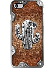 Cactus Metal pattern print Phone Case i-phone-8-case